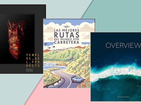 Libros de viajes: regalos para comprar