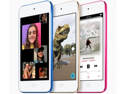 Nuevo iPod touch de Apple