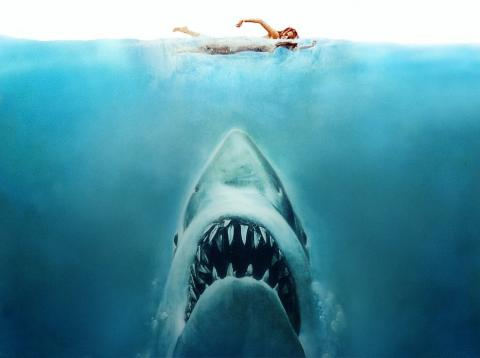 Película Tiburón