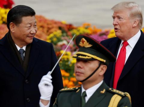 El veto de Trump a Huawei en Estados Unidos podría poner en peligro el negocio de Apple en China