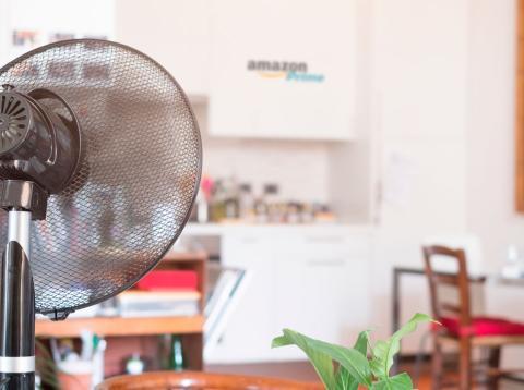 Los 7 ventiladores por menos de 100 euros más vendidos en Amazon