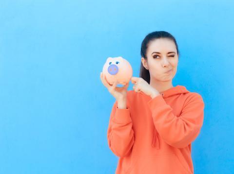 Ahorrar es muy importante para los millennials