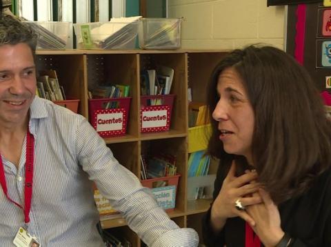 españoles entre los mejores profesores de EEUU