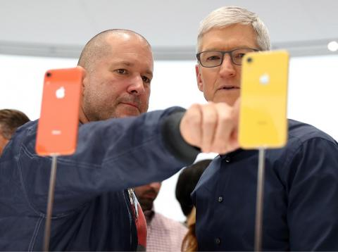 Jony Ive is leaving Apple — here are his most iconic creations, which helped lead Apple from almost certain doom to total dominance