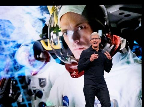 Keynote: Tim Cook