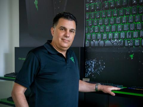 Marco Chillon, general manager de Razer Europa