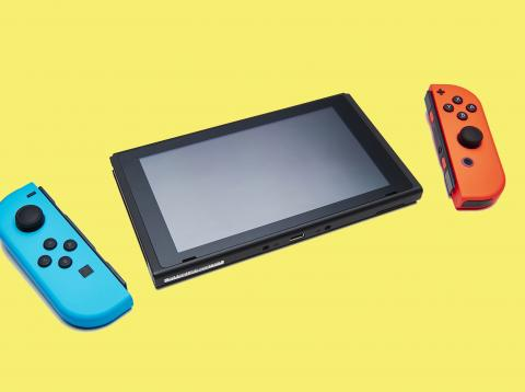Nintendo Switch nuevos modelos