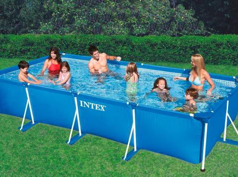 La mejor piscina desmontable de 2019 y la m s vendida en - Piscinas intex espana ...