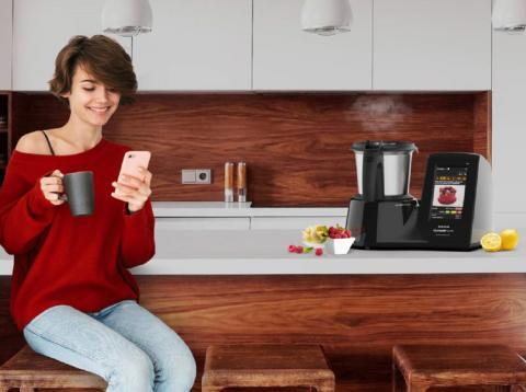 robot de cocina inteligente multifunción Taurus Mycook