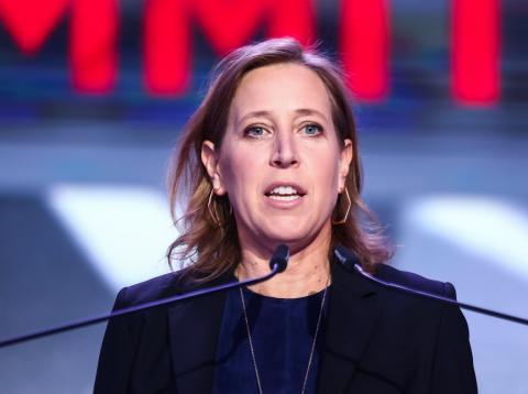 Susan Wojcicki, CEO de YouTube