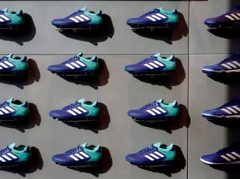 Zapatillas de Adidas logo
