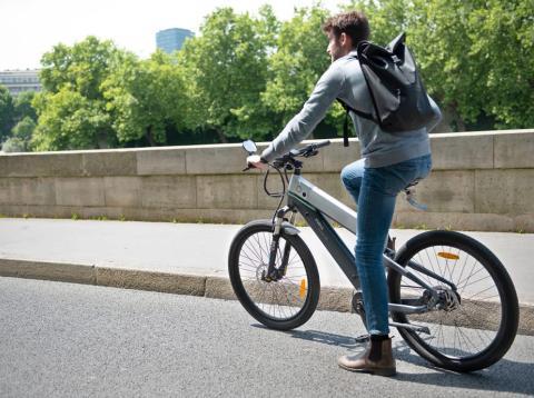 Bicicleta Fluid