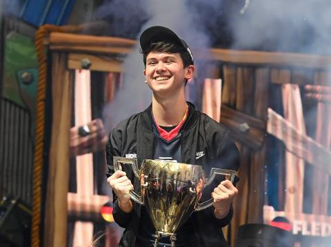 Bugha gana el Mundial de Fornite