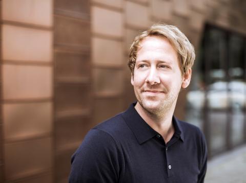 Johannes Mewes, cofundador de MyTaxi
