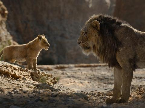 "The original ""Lion King"" was released in 1994."