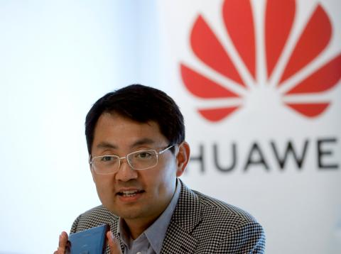 Presidente de Huawei