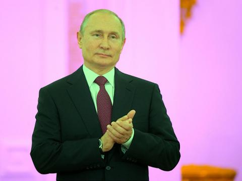 Russia is building a parallel internet that Moscow will control.