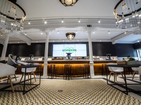 Así es la primera tienda que Thermomix abre en España
