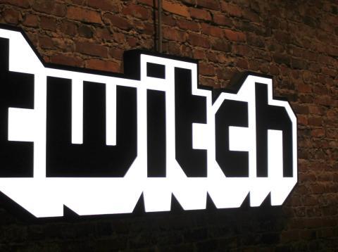 Una foto de la sede central de Twitch en San Francisco