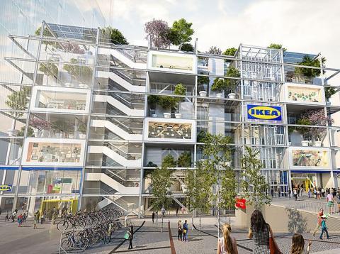 Hotel Ikea