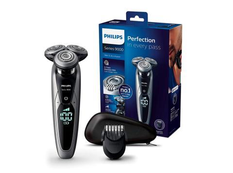 Oferta Amazon: afeitadora eléctrica Phillips Serie 9000 por 200 euros (-26%)