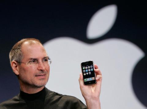 iPhone original: 15.000 dólares