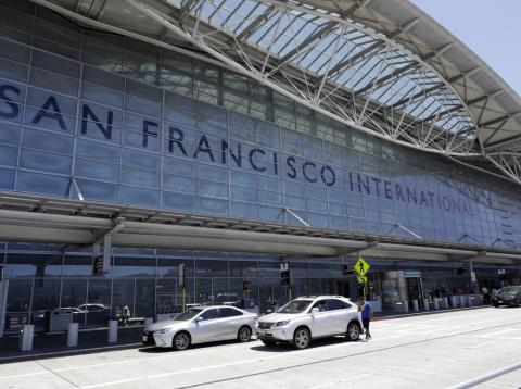 Plastic water bottles are banned at San Francisco Airport starting this week — here's what you need to know