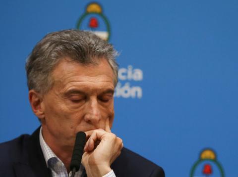 Impacto de Argentina y motivos de que se hunda la bolsa