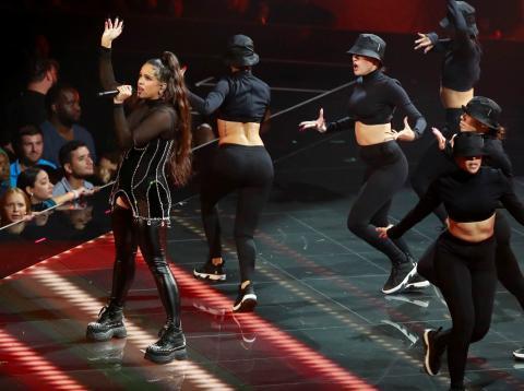 Rosalia primera artista que gana un MTV Awards