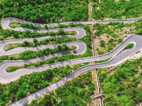 Así son las 7 carreteras más peligrosas del mundo