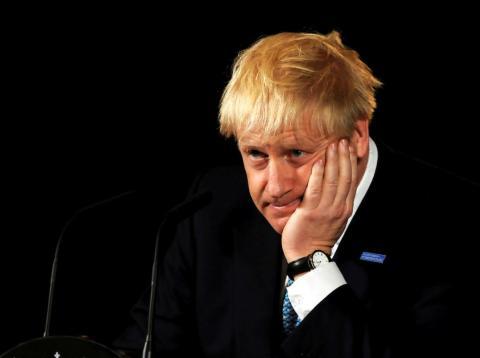 Hay un 90% de posibilidades de que Boris Johnson rompa su promesa de Brexit sin acuerdo, según las siguientes cifras.