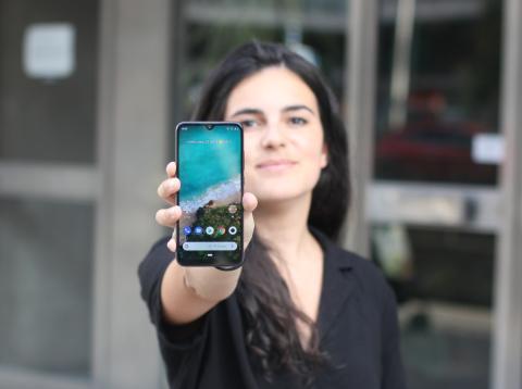 El Xiaomi Mi A3, uno de los últimos móviles de la marca, recibe su primera rebaja