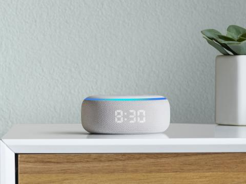 Amazon Echo Dot 3ª Generación (2019)