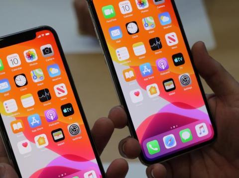 Apple ya ha lanzado una actualización de iPhone para corregir algunos de los principales errores en iOS 13