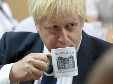 Boris Johnson podría ser destituido