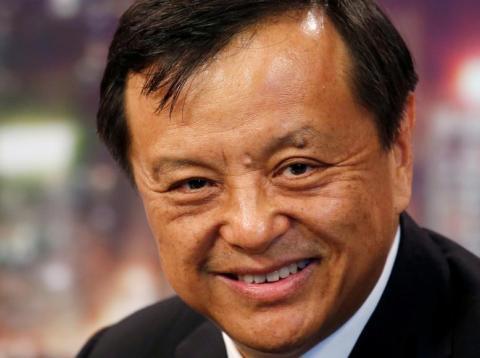 Charles Li, consejero delegado de HKEX.
