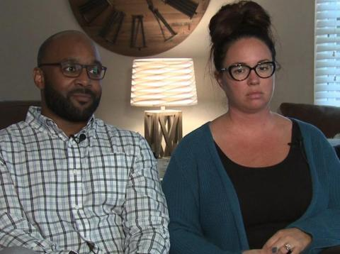 A couple says their smart-home devices were hacked.