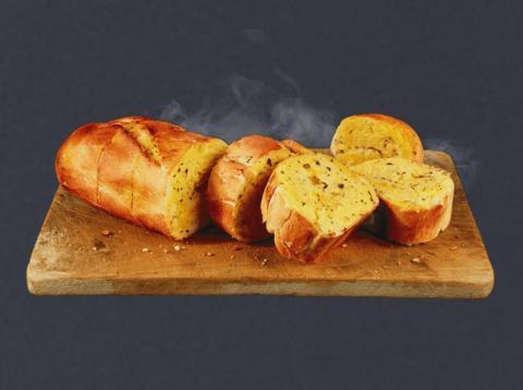 Domino's garlic bread.