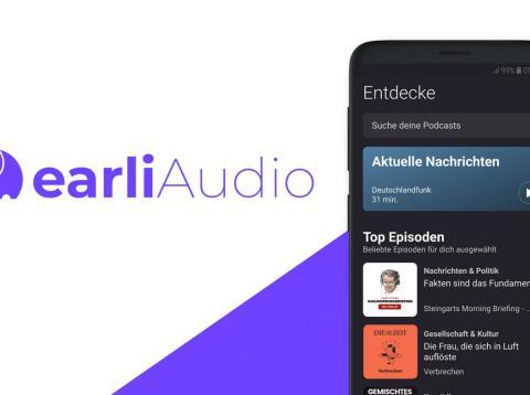 Earli Audio de Upday llegará a todos los usuarios de iOS y Samsung