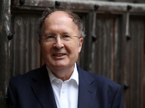 Gregory Winter, premio Nobel de Química 2018