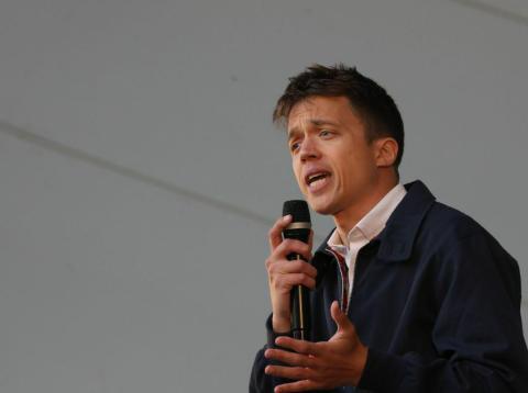 Íñigo Errejón, líder de Más Madrid.