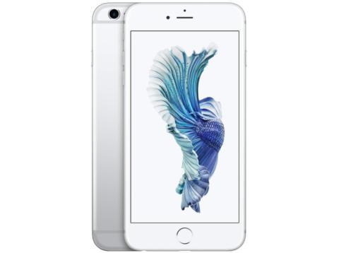 iPhone 6S plata