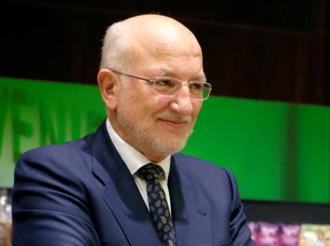 Juan Roig, presidente ejecutivo de Mercadona.