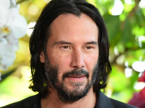 "Keanu Reeves has appeared in numerous hit films like ""The Matrix"" and ""John Wick."""