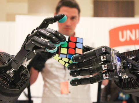 Manos de robot