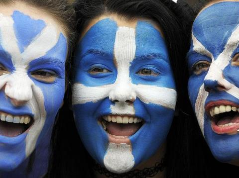 A near majority of Scots are now in favour of independence from the UK because of Brexit