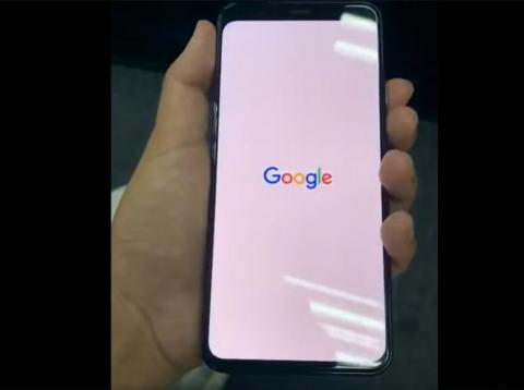 A new video leak supposedly reveals the design of Google's new Pixel 4 phone from every angle