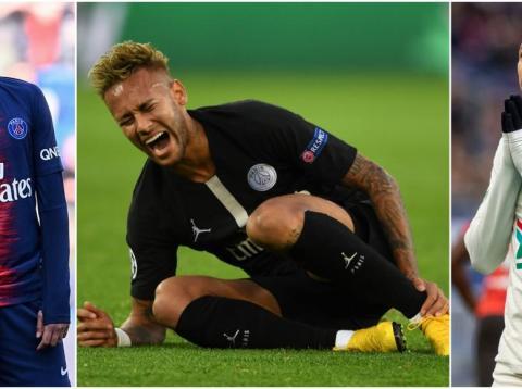 Neymar ha sido un gran desperdicio de dinero para el Paris Saint Germain.