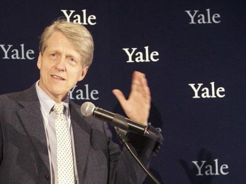 Robert Shiller, premio Nobel de Economía