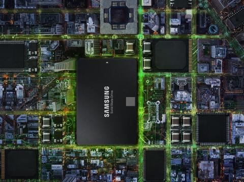 Disco SSD de Samsung con descuento del 70% y más de 5 000